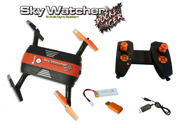 RC Quadrocopter SkyWatcher Pocket Racer
