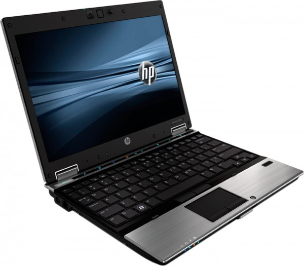 Notebook HP EliteBook 2540p i5-540M