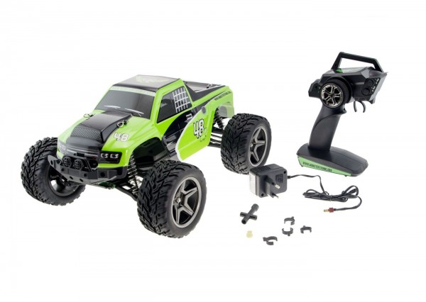 RC Monstertruck Dirt Attack 1:10