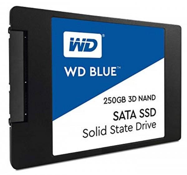 "Festplatte SSD 2,5"" WD Blue 250GB WDS250G2B0A"