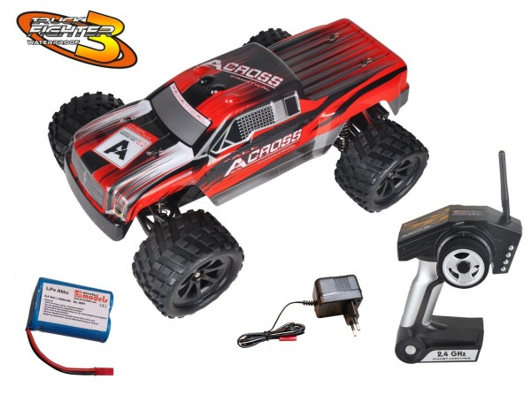 RC Monstertruck TruckFighter 3