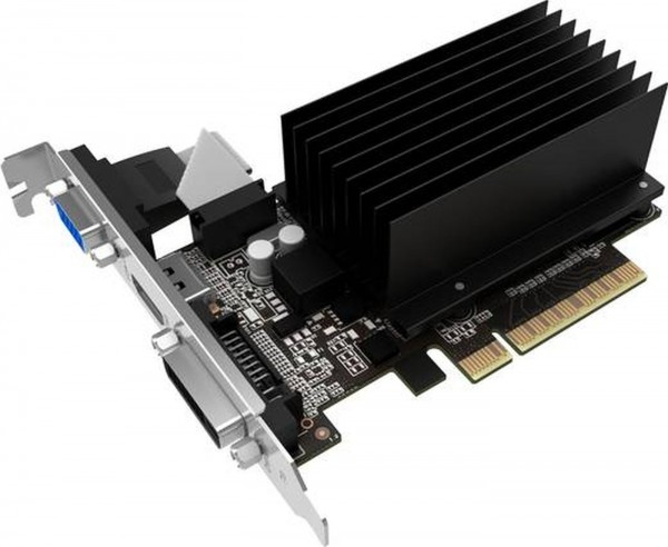 Grafikkarte Gainward GT710 1GB DDR3 HDMI, VGA, DVI