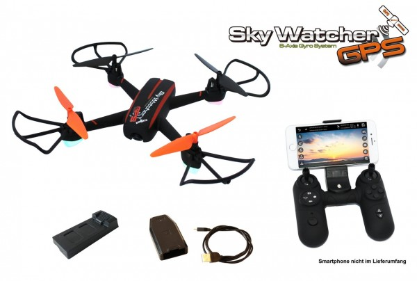 RC Quadrocopter Skywatcher GPS 9270