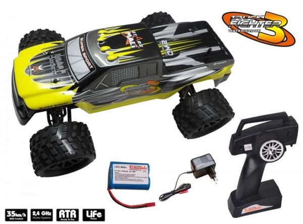 RC Monstertruck TruckFighter 3