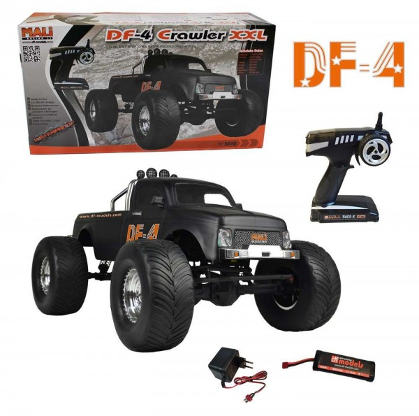 RC Monstertruck DF-4 Crawler XXL