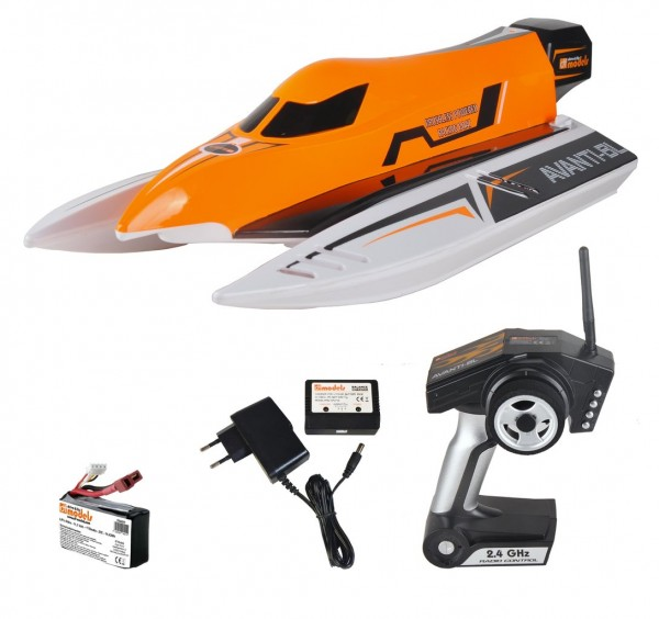 RC Boot DFmodels Avanti