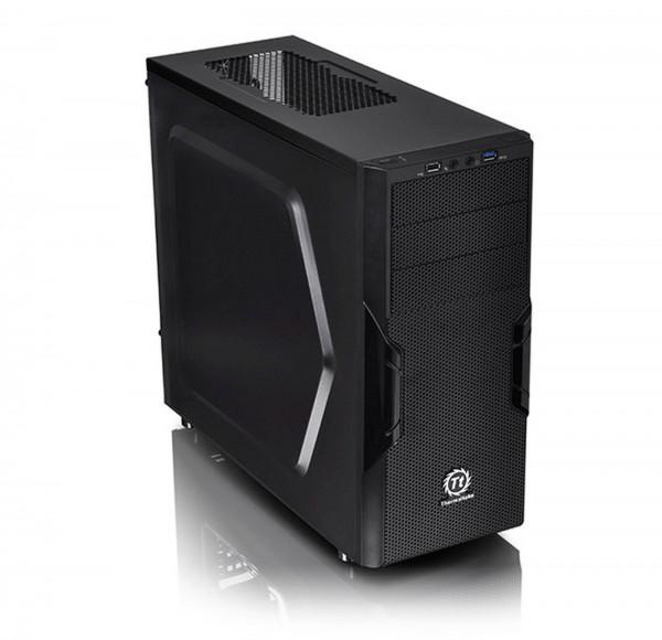 Gehäuse Thermaltake Versa H22 schwarz USB3 ATX