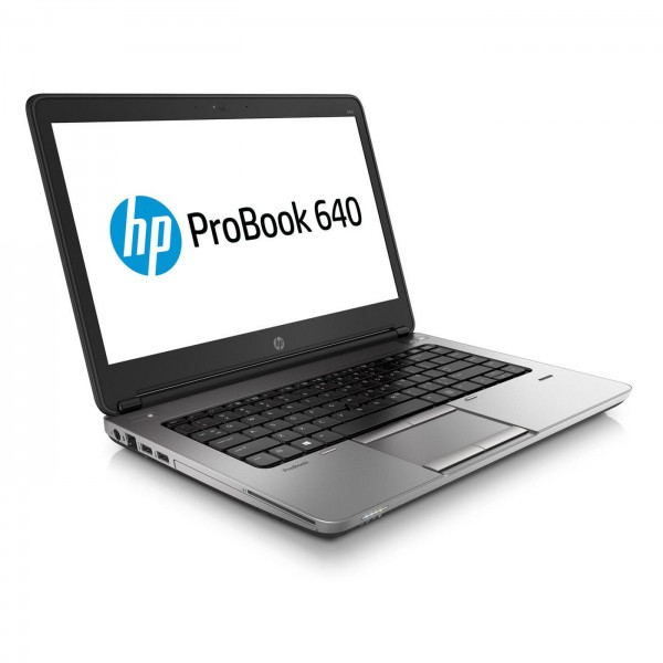 "Notebook HP ProBook 640 G1 14"" i34000M 2x2,4Ghz"