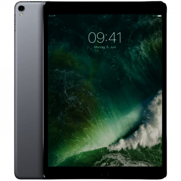 "Tablet Apple iPAD Pro 10,5"" 2017 Wi-Fi 64 GB Space Grau MQDT2FD/A"