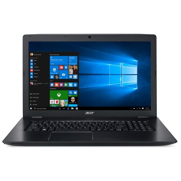 """Notebook Acer Aspire E17 E5-774-301Y i3 17,6"""""""
