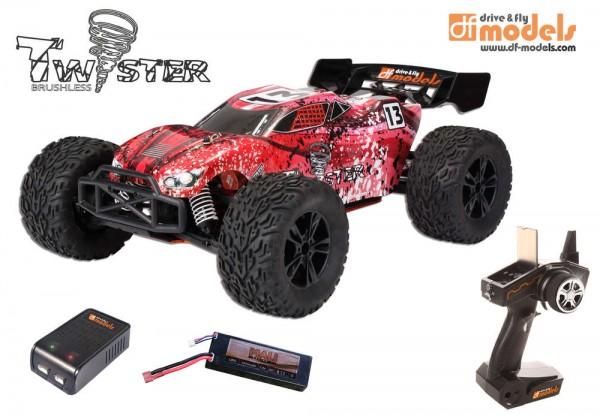 RC Truggy Twister 4WD 1:10 Mali Racing 3077