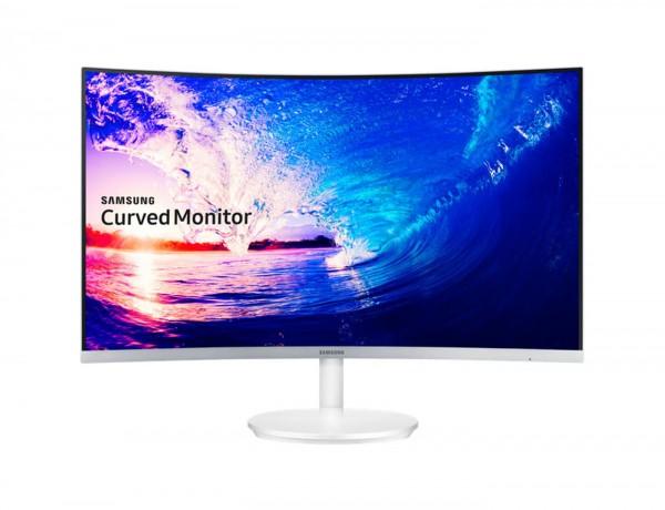 "Monitor Samsung 27"" C27F581FDU 4ms HDMI/DP/VGA FHD Curved"