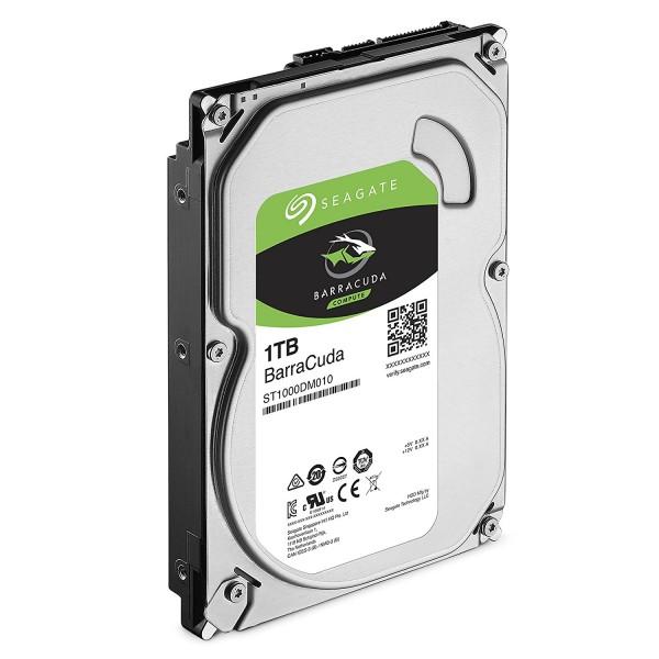 "Festplatte intern 3,5"" Seagate BarraCuda 1TB SATAIII 64MB 7200rpm"