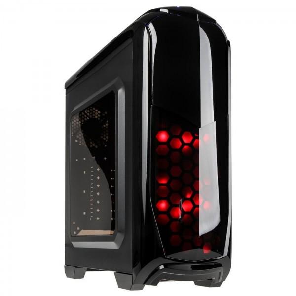 Gehäuse Kolink Aviator M mATX RGB Window schwarz
