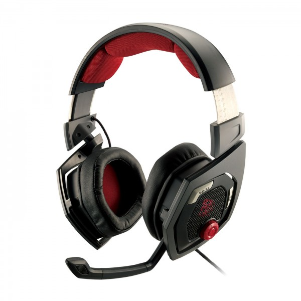 Headset Thermaltake SHOCK 3D 7.1 DTS Over-Ear