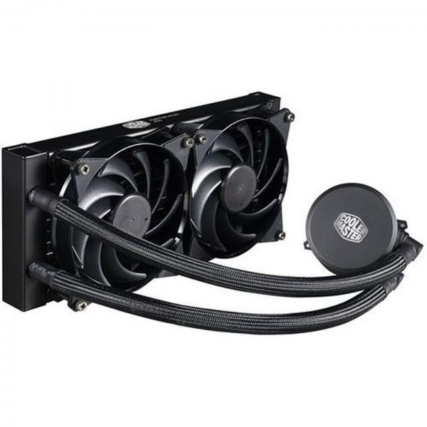 Wasserkühlung CPU Coolermaster Masterliquid 240 Intel/AMD