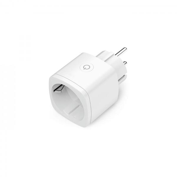 WiFi-Controller-Empfänger-Schuko-Zwischenstecker-Strommesser-9073101-SHAIRE