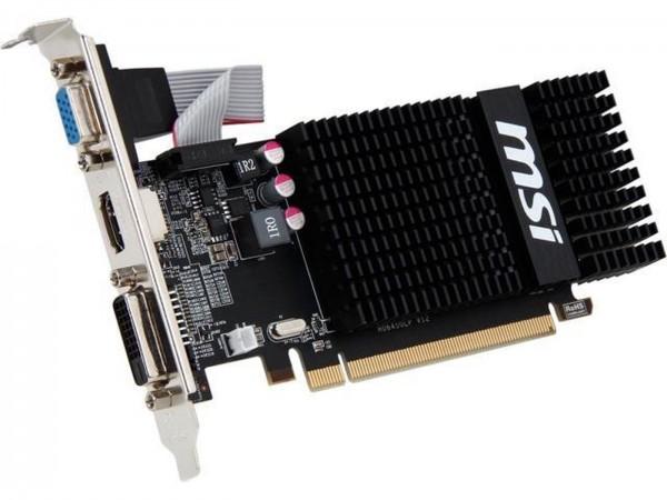 Grafikkarte MSI Radeon R5 230 1GB DDR3 DVI/HDMI/VGA