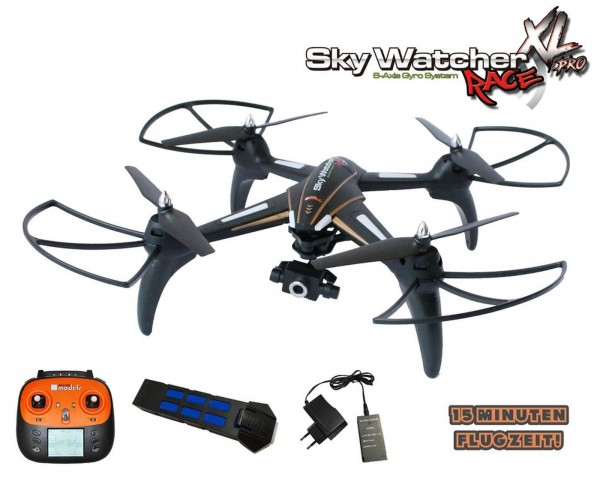 RC-Quadrocopter Skywatcher Race XL Pro 9255