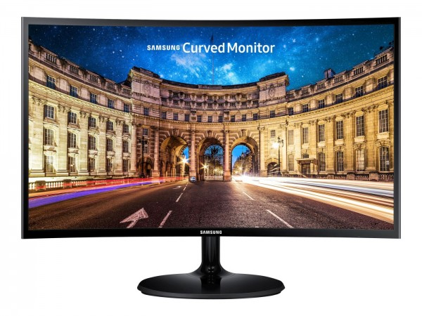 "Monitor Samsung 27"" C27F390FHU 4ms HDMI/VGA FHD Curved"