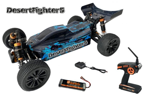 RC Buggy Desert Fighter 5 RTR 1:10 Mali Racing