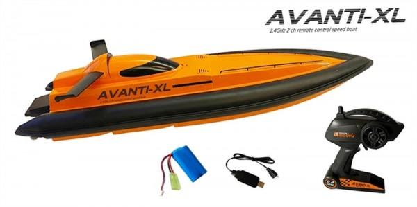 RC Boot DFmodels Avanti XL RTR 3670