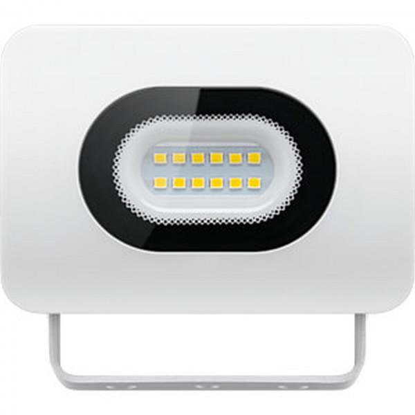 LED-Außenstrahler-10W-800lm-Slim Design-weiß-39015