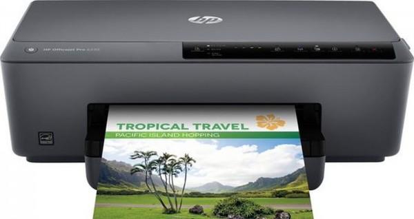 Drucker HP Officejet 6230 schwarz