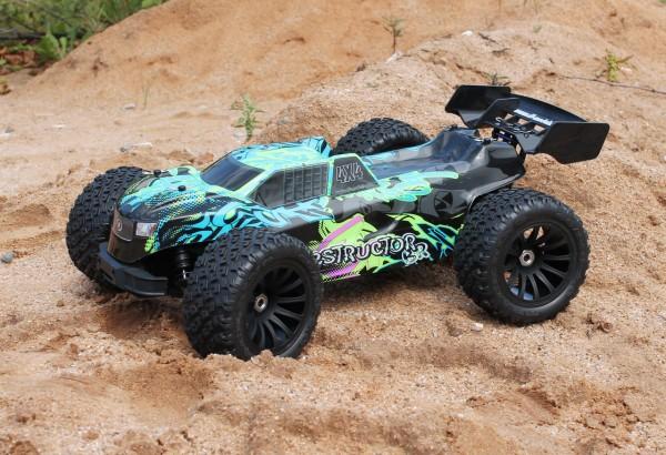 RC Truggy Destructor 1:8 Mali Racing