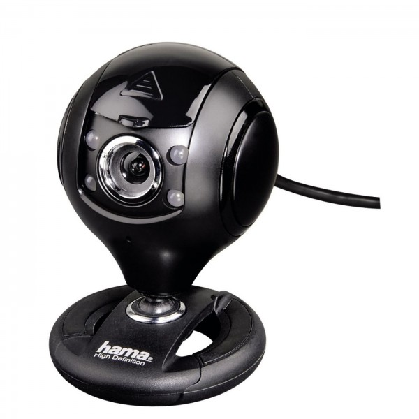 Webcam Hama Spy Protect HD 720p USB