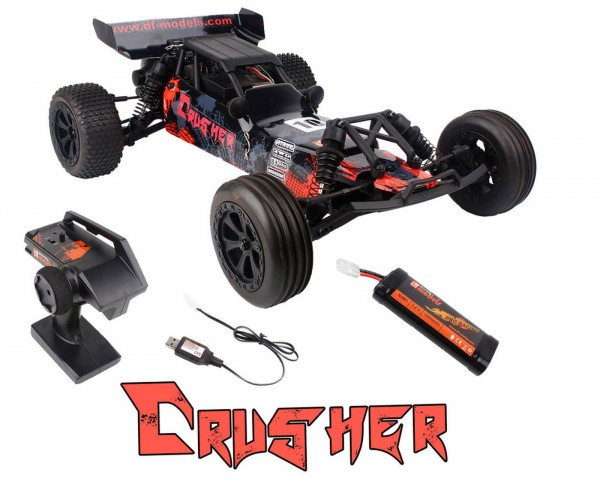 RC Buggy Crusher Race 2WD RTR MaliRacing 3026