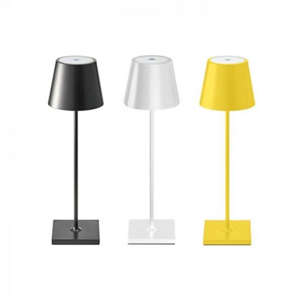 Tischleuchte LED Sigor Nuindie schwarz