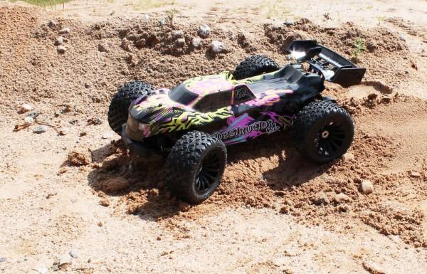 RC Truggy Destructor BL 1:8 Mali Racing