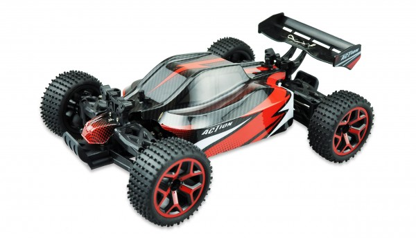 RC Buggy Amewi Storm D5 Red 1:18 4WD RTR