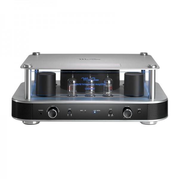 Verstärker Hybrid McGee Legend Amplifier silber