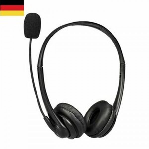 Headset USB Mikrofon Bügel