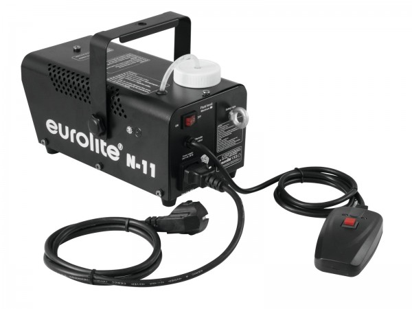 Nebelmaschine Eurolite N-11 LED blau-3x1W-LED-400W-51701957