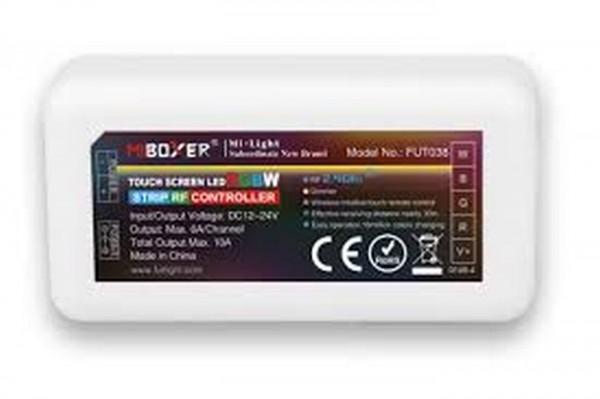 Controller-Funk-LED-Stripe-4Kanal-12/24V-10Amax-RGBW-FUT038-MiBoxer