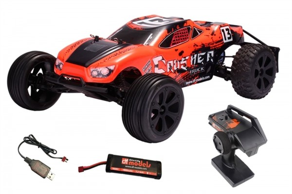 RC Truck Crusher Race Truck 2WD RTR MaliRacing 3078