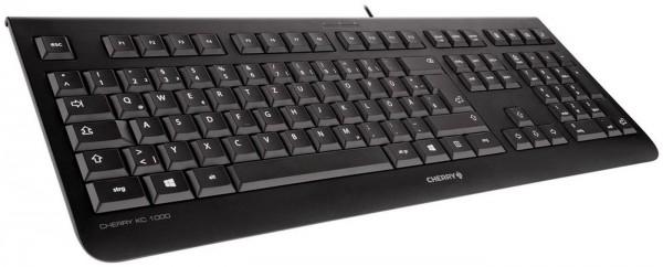 Tastatur Cherry KC1000 schwarz USB