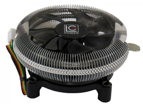 Lüfter CPU LC-Power LC-CC-94 Intel/AMD 80W