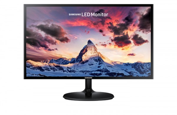 "Monitor Samsung 21,5"" S22F350FHU LED FHD HDMI VGA 5ms"